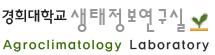Agroclimatology Lab.